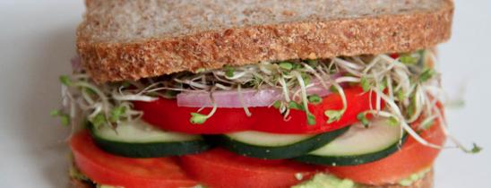 Blanco Fiesta Sandwiches