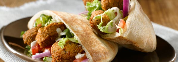 Falafel Pockets