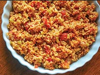 Spanish Bulgur